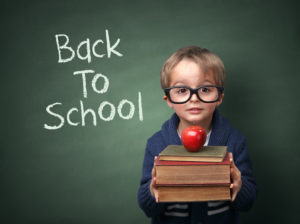 Get Back to School Insurance Ready