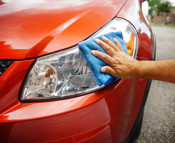 Detail Your Own Car to Save Money