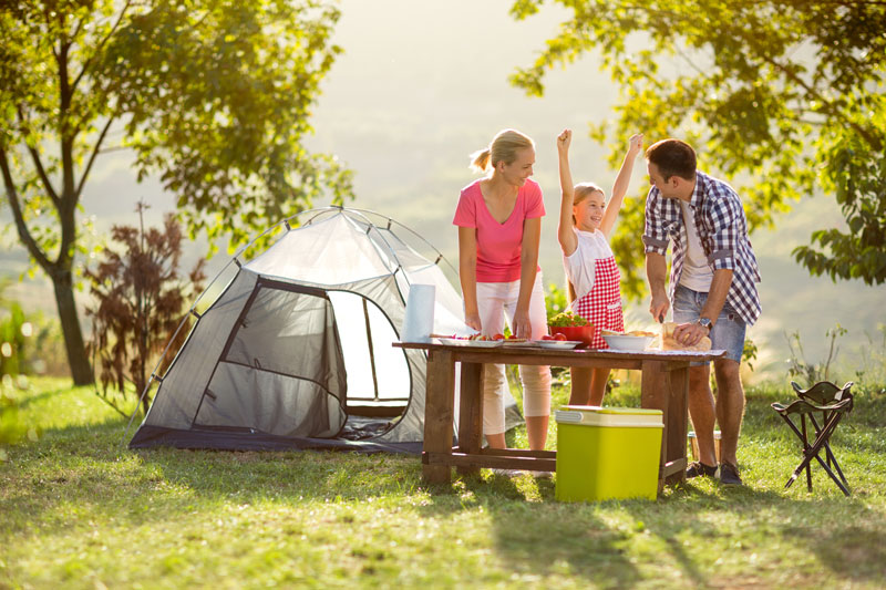 Don't Go Camping without These Essentials! | Bell Black Insurance