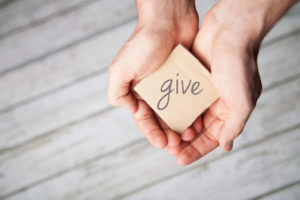 How to Give Back During Giving Season