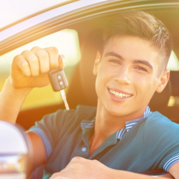 You Add Your Teenage Driver to Your Car Insurance Policy